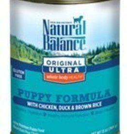 Natural Balance Natural Balance Puppy Formula With Chicken, Duck & Brown Rice 13oz