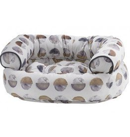 bowsers Bowsers Double Donut Bed Large - Eclipse