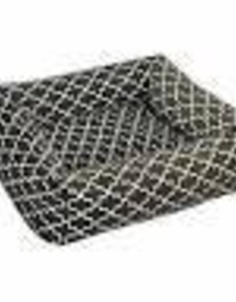 bowsers Bowsers Dutchie Bed Small - Graphite Lattice