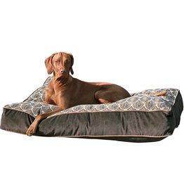 bowsers Bowsers Super Loft Rectangle Bed Large - Graphite Lattice