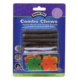 Kaytee Kaytee Combo Chew Applewood & Crispy Puzzle