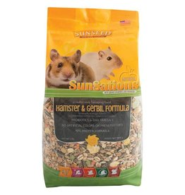 Sunseed Sunseed Sunsations Hamster/Gerbil Food 2lb