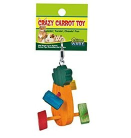 Ware Crazy Carrot Toy