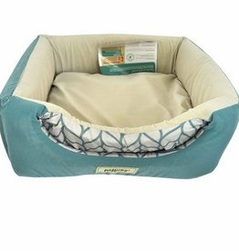 Petlinks Cat Bed Double Dreamer Surf Leaf