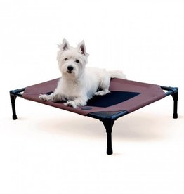 K&H Pet Cot Canopy Small Chocolate