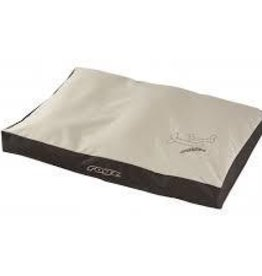 rogz Rogz Flat Podz Bronze Bone Dog Bed XL