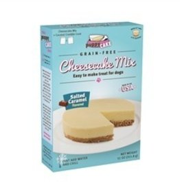 puppy cake Puppy Cake Cheesecake Mix - Salted Caramel