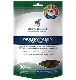 Vets Best Vet's Best Soft Chews Multi-Vitamins 30CT