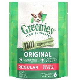 Greenies Greenies Mini Treat 6/Regular 6OZ