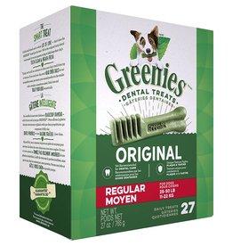 Greenies Greenies Tub-Pak 27/Regular 27OZ