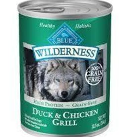 Blue Buffalo Blue Buffalo Wilderness Dog Duck & Chicken Grill 12.5oz