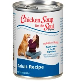 Chicken Soup  for the Soul  Adult Dog Canned Food