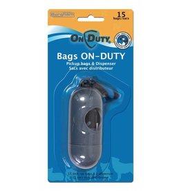 On Duty Poop Bag Dispenser