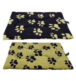 Unleashed FLOP - Flat Mat Paw Print Extra Small