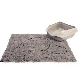 Dog Gone Smart Dog Gone Smart DirtyCat Littermat Grey 35x26