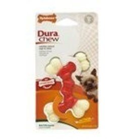 Nylabone Dura Chews Doublel Bone Bacon Petite