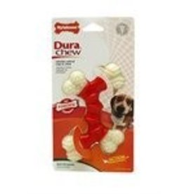 Nylabone Dura Chews Double Bone Bacon