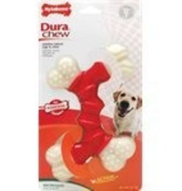 Nylabone Dura Chews Double Bone Bacon Souper
