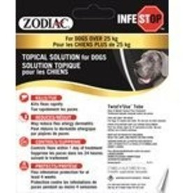 Zodiac Zodiac Infestop Topical Flea&Tick over 25kg