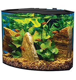 Tetra Tetra Crescent Aquarium Kit 5 Gallons