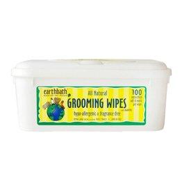 Earthbath Earthbath Grooming Wipes Hypo Allergenic 100ct