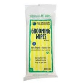 Earthbath Earthbath Grooming Travel Wipes Hypo Allergenic 28ct