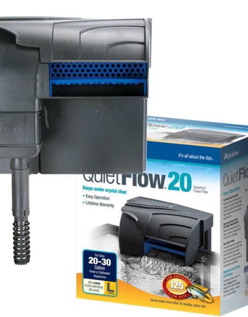 Aqueon Aqueon Quiet Flow 20 Power Filter
