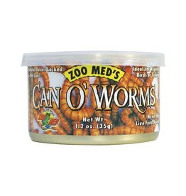 Zoo Med Zoo Med Can O' Worms Medium 1.2oz