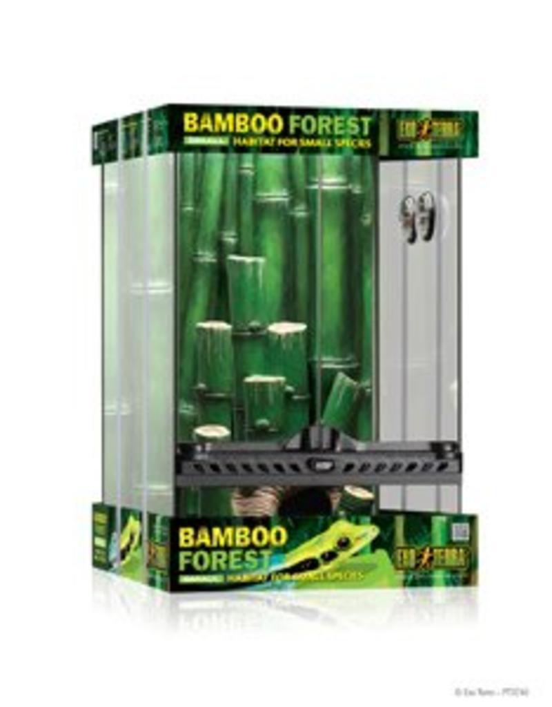 Exo Terra Exo Terra Bamboo Forest Terrarium Small Pet Central