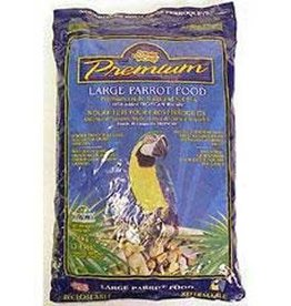 Living World Premium for Large Parrots - 9.7 kg (20 lbs)