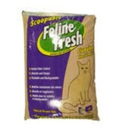 Feline Fresh Clumping Pine Litter 34lb