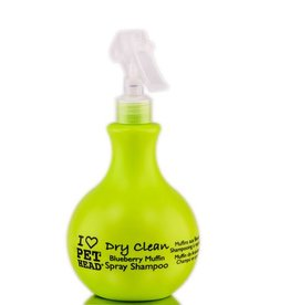 Pet Head Pet Head Dry Clean Spray Waterless Shampoo 450ml