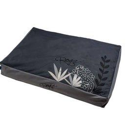 rogz Rogz Xlarge Flat Podz Silver Gecko Dog Bed
