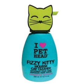 Pet Head Pet Head Frizzy Kitty Mousse Cat Cleaner 200ml