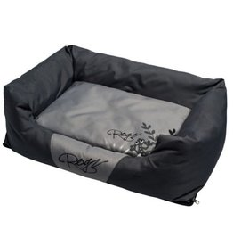 rogz Rogz Large Wall Podz Silver Gecko Dog Bed