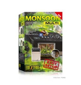 Exo Terra Exo Terra Monsoon Multi High Pressure Misting System