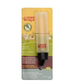 Living World Drip Proof  Water Bottle - XS