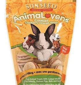 Sunseed Sunseed Animal Ovens Cookies Cranberry & Orange
