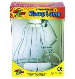 Zoo Med Zoo Med Wire Porcelain Clamp Lamp