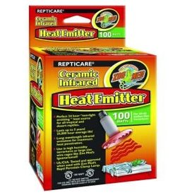 Zoo Med Zoo Med Ceramic Heat Emitter /100 Watt