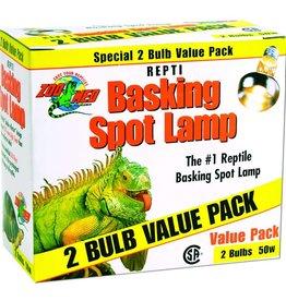 Zoo Med Zoo Med Basking Spot Value Pack 50W