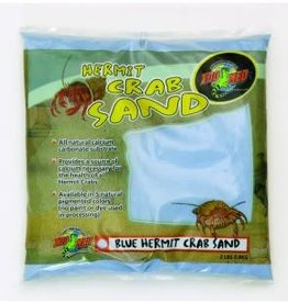 Zoo Med Zoo Med Hermit Crab Sand - Blue