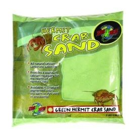 Zoo Med Zoo Med Hermit Crab Sand - Green