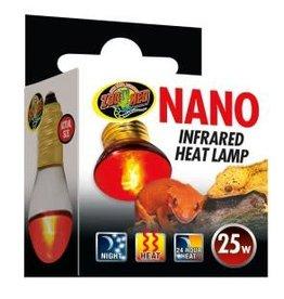 Zoo Med Zoo Med Nano Infrared Heat Lamp 25W
