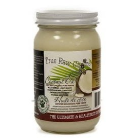 true raw choice True Raw Choice Coconut Oil - 8oz/220g