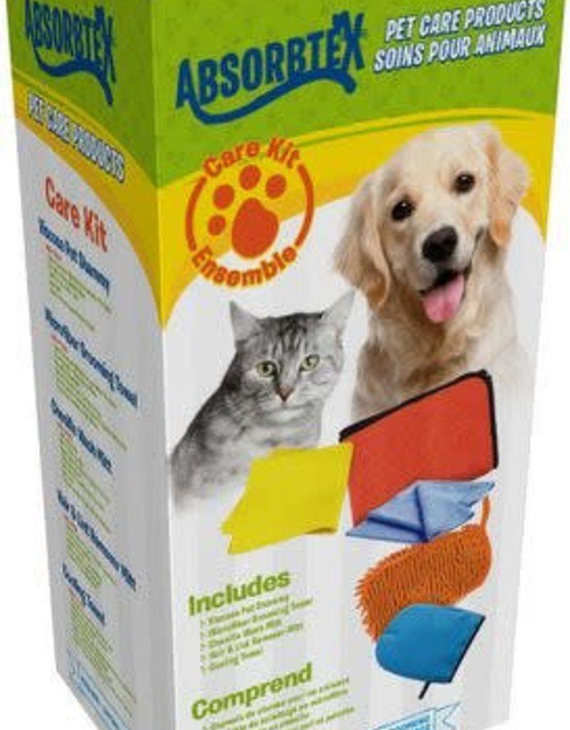 Absorbtex Pet Care Kit