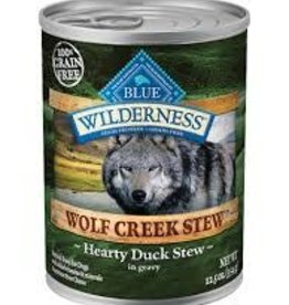 Blue Buffalo Blue Buffalo Wilderness Wolf Creek Stews Hearty Duck Stews 12.5oz