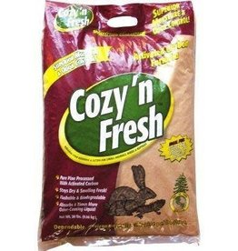 Pestell Pestell Cozy'n Fresh Pine Pellet Small Animal Litter with Activated Carbon