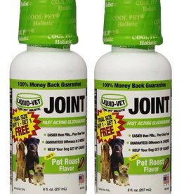 Cool Pet Liquid Vet Hip and Joint Support Pot Roast Flavour 2x8oz Value Pack