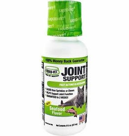 Cool Pet Liquid Vet Joint Support Seafood Flavour 8oz